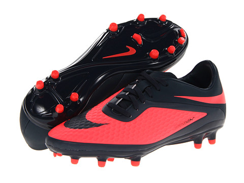 Adidasi Nike - Hypervenom Phelon FG - Dark Armory Blue/Atomic Red/Armory Navy