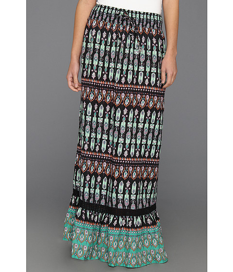 Pantaloni Rip Curl - Wayward Skirt - Ebony
