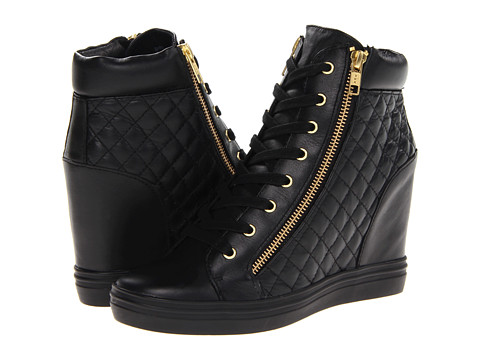 Adidasi Steve Madden - Zipps - Quilted