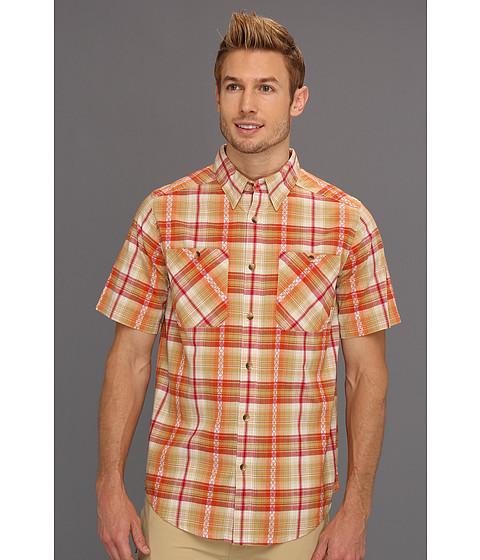 Camasi Merrell - Charlton S/S Shirt - Incan Plaid