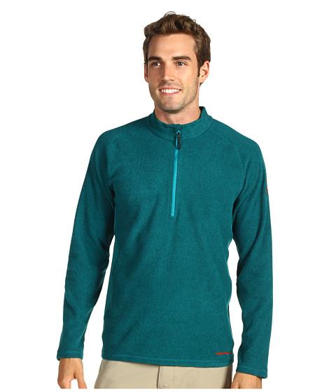Tricouri Merrell - Fractal 1/2 Zip Jacket - Spruce