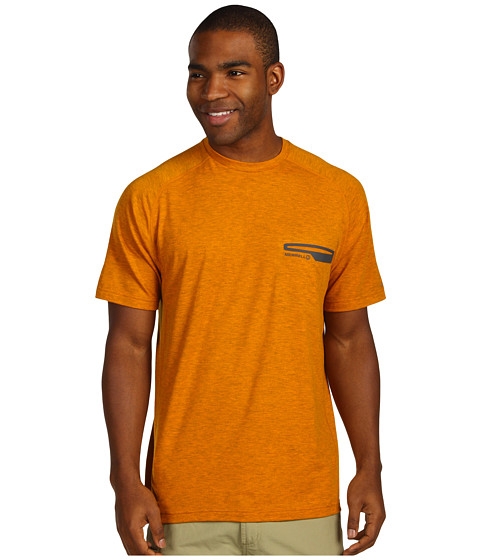 Tricouri Merrell - Geo Tee - Flare Heather
