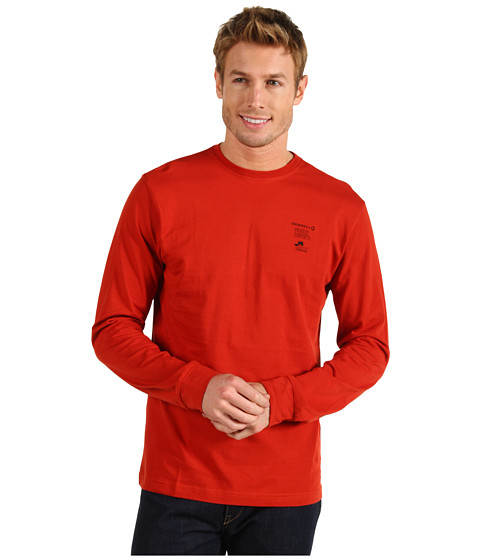 Tricouri Merrell - Vintage Parks L/S Tee - Ember Bryce Canyon