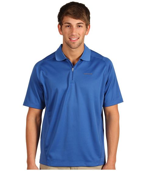 Tricouri Merrell - Acclivity S/S Zip Polo Shirt - Cobalt