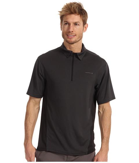 Tricouri Merrell - Finlay Polo - Black