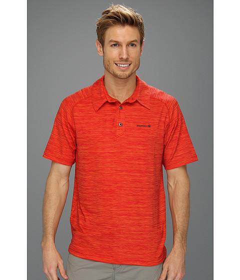 Tricouri Merrell - Torreon Polo - Crimson Print
