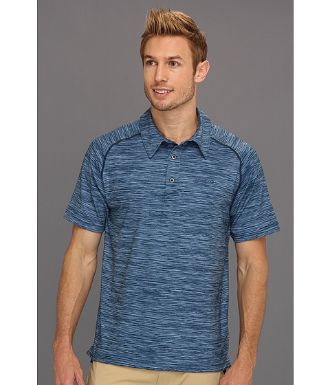 Tricouri Merrell - Torreon Polo - Deep Sea Print