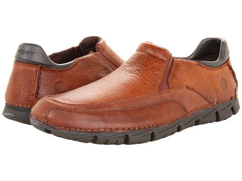Pantofi Rockport - Rocsports Lite Slip On - Tan