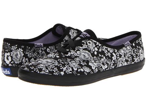 Balerini Keds - Champion Floral - Black