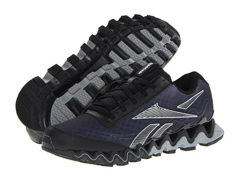 Adidasi Reebok - ZigUltra - Black/Rivet Grey/Flat Grey/Pure Silver