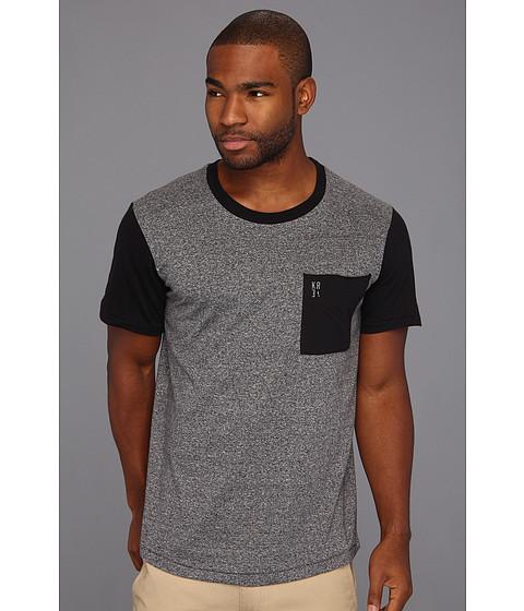 Tricouri KR3W - Terril Shirt - Black