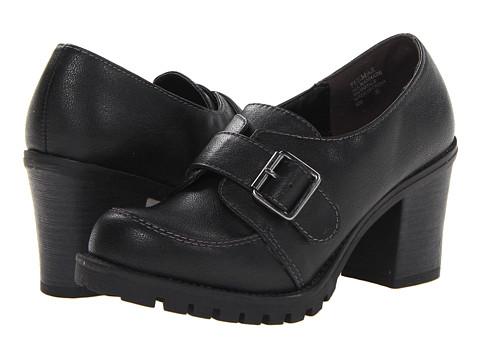 Pantofi Jellypop - Fulmar - Black Smooth