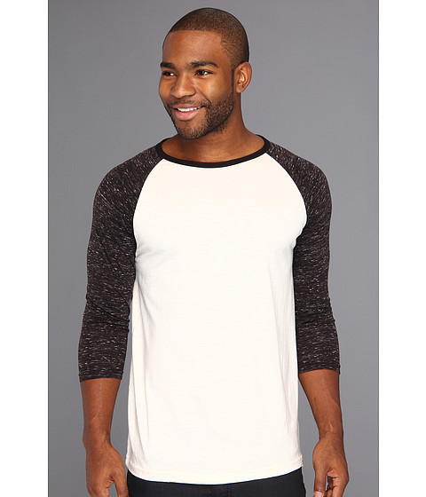 Bluze Reef - Diamond Tail Raglan - Natural