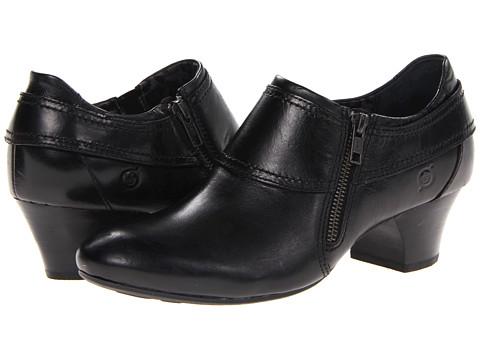 Pantofi Born - Huntley - Black Full Grain