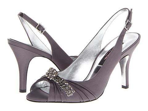 Pantofi Nina - Fidelia - Steel