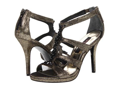 Pantofi Nina - Raelyn - Platino
