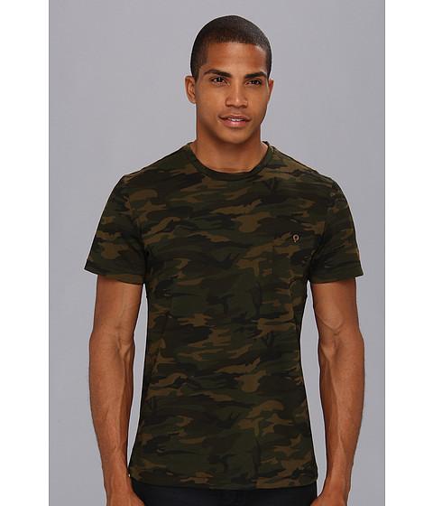 Tricouri Fresh Brand - S/S Camo Print Tee - Camouflage