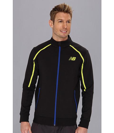 Geci New Balance - Elite Track Jacket - Black
