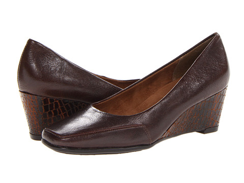Pantofi Aerosoles - Bare Claw - Brown Croco