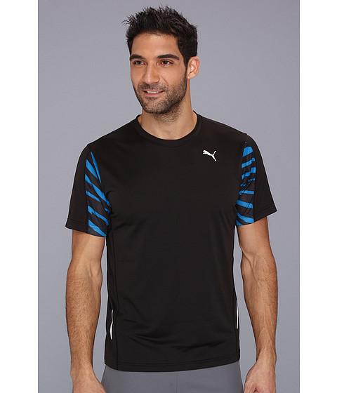 Tricouri PUMA - PR Progr Graphic Short-Sleeve Tee - Black