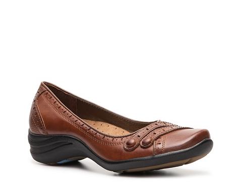 Pantofi Hush Puppies - Burlesque Slip-On - Cognac