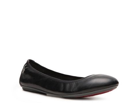 Pantofi Hush Puppies - Chaste Flat - Black