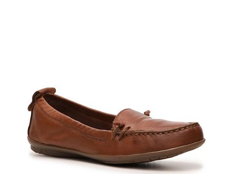 Pantofi Hush Puppies - Ceil Slip-On - Tan