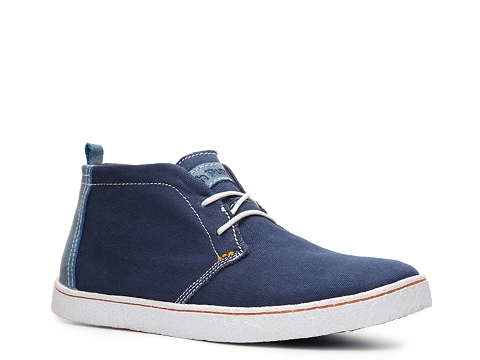 Pantofi Hush Puppies - Locksmith Chukka Boot - Navy Blue