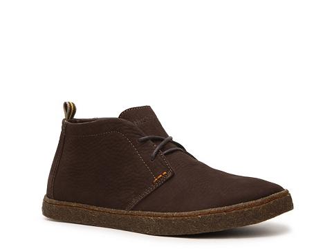 Ghete Hush Puppies - Locksmith Chukka Boot - Chocolate Brown