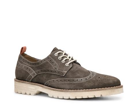 Pantofi Hush Puppies - Wingtip Oxford - Grey
