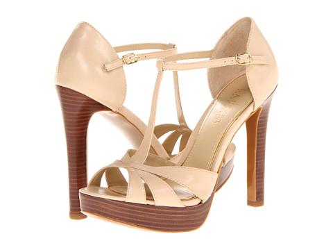 Pantofi LAUREN Ralph Lauren - Freida - Straw