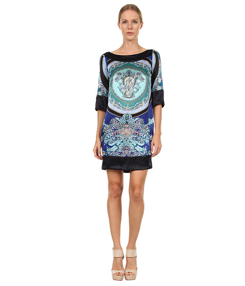 Rochii Versace - G31962 G601240 G7904 - Blue Print
