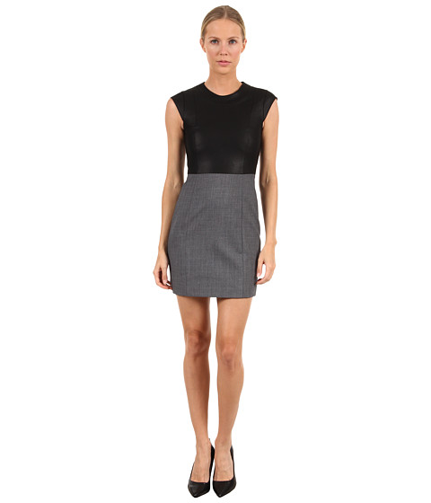 Rochii elegante: Rochie Theory - Orinthia C Dress - Charcoal