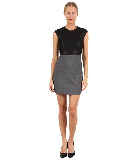 Rochii elegante: Rochie Theory - Orinthia C Dress - Charcoal
