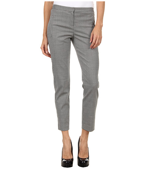 Pantaloni Theory - Fia Pant - Black/White