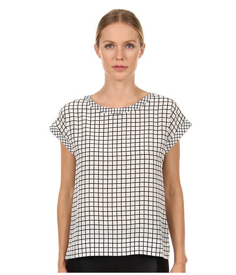 Bluze Theory - Sorcha S Top - White/Black