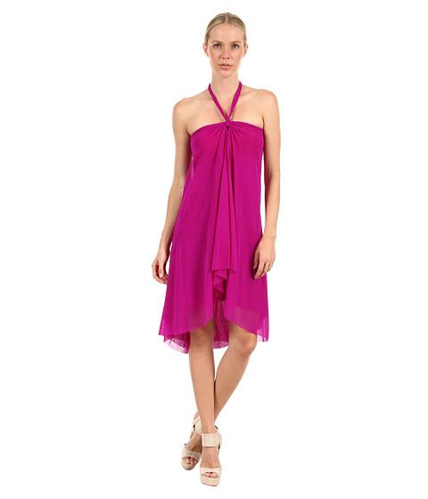 Rochii elegante: Rochie Jean Paul Gaultier - Halter Dress - Magenta