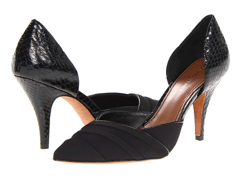 Pantofi Donald J Pliner - Tryna - Black/Black