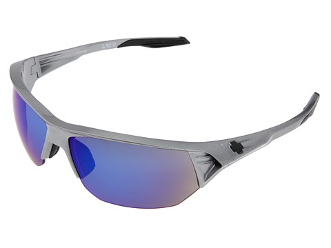 Ochelari Spy Optic - Alpha - Metallic Silver/Grey w/Blue Spectra Lens