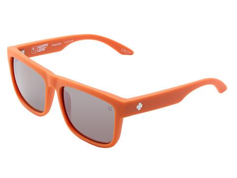 Ochelari Spy Optic - Discord (Happy Lens) - Matte Orange-Happy Bronze Polar W/Black Mirror