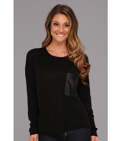 Bluze Type Z - Eva Sweater - Black Combo