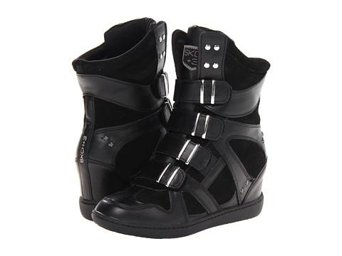Adidasi SKECHERS - SKCH Plus 3 - Ring Me - Black
