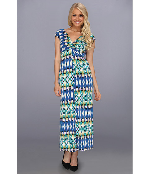 Rochii elegante: Rochie Christin Michaels - Cora Dress - Purple/Multi