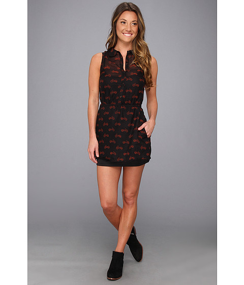 Rochii Volcom - Rebel Dress - Black