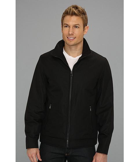 Geci Perry Ellis - Dobby Tech Jacket CP626985 - Black