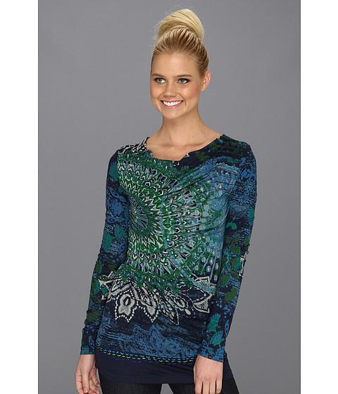 Bluze Desigual - Telma T-Shirt - Marino