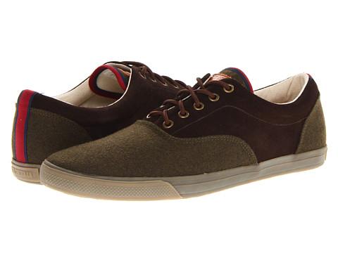 Adidasi Ben Sherman - Bronson - Brown/Olive