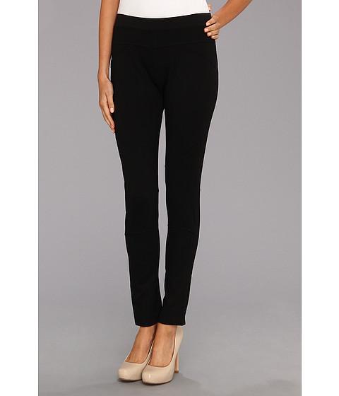 Pantaloni DKNY - Legging W. Seaming Cotton - Black
