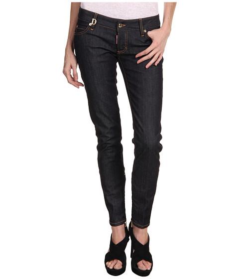 Pantaloni DSQUARED2 - S75LA0456 S30330 470 - Blue