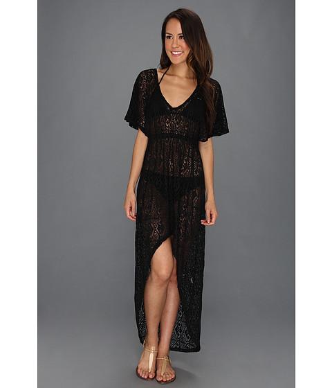 Rochii Roxy - Love & Sunshine Maxi Dress Cover-Up - True Black